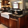 LC Stone Black Galaxy Countertop