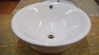 LC Stone Bathroom Sink S1