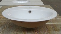 LC Stone Bathroom Sink S4
