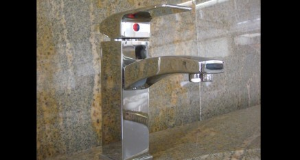 LC Stone Bathroom Faucet F3